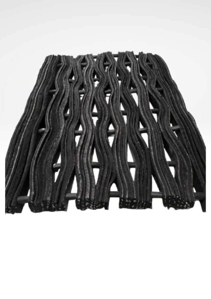 paillasson gratte-pieds Produit issu du recyclage de pneus automobile